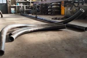 calandratura tubi metallici, Farè & Spagarino